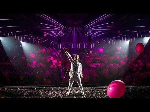 Armin Van Buuren Ping Pong Live At The Best Of Armin Only