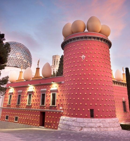 Museu Dalí, Figueres.
