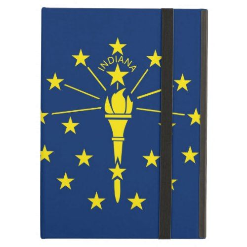 Powis Ipad Case With Indiana State Flag Usa Indiana State Flag Flag Indiana Flag