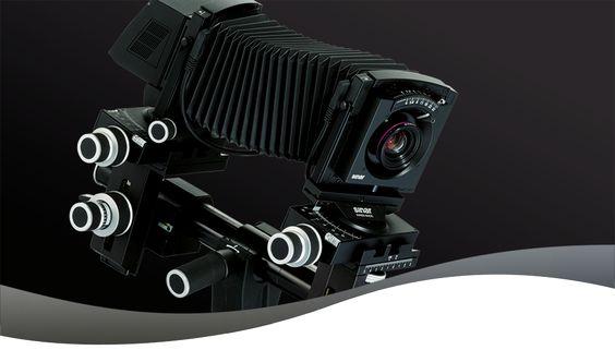 Sinar Photography » Produkte