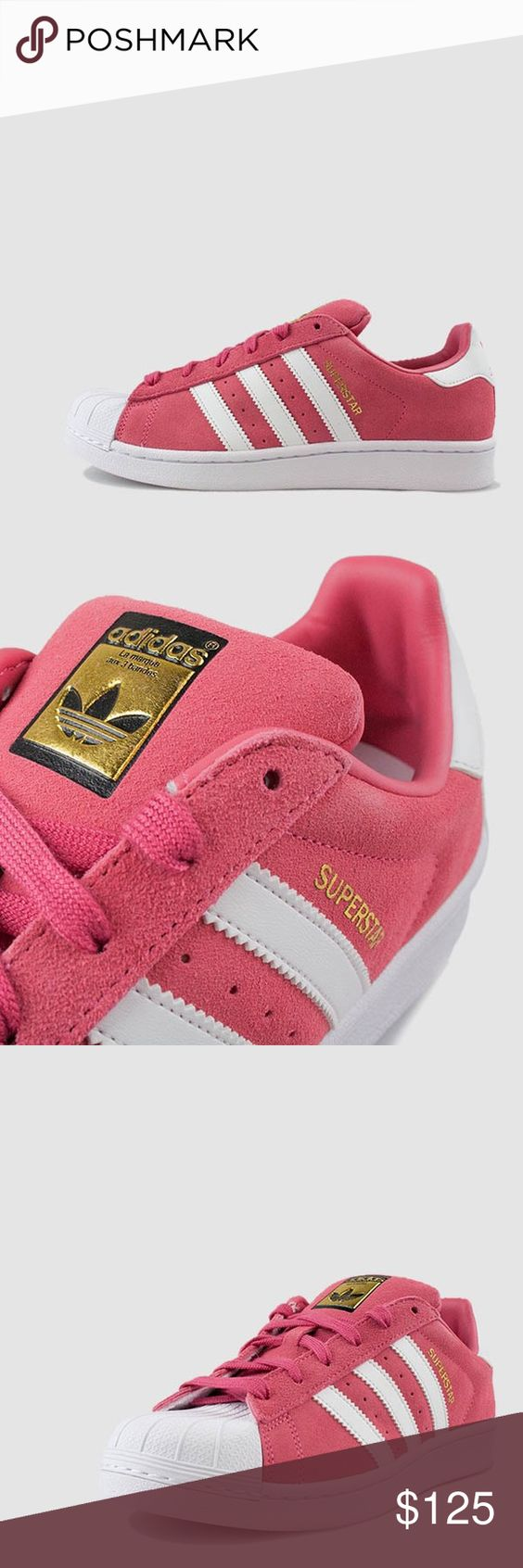 Adidas Superstar Limited Edition Pink