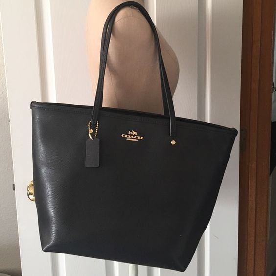Coach Crossgrain Leather Taxi Tote Bag Bags Summer And