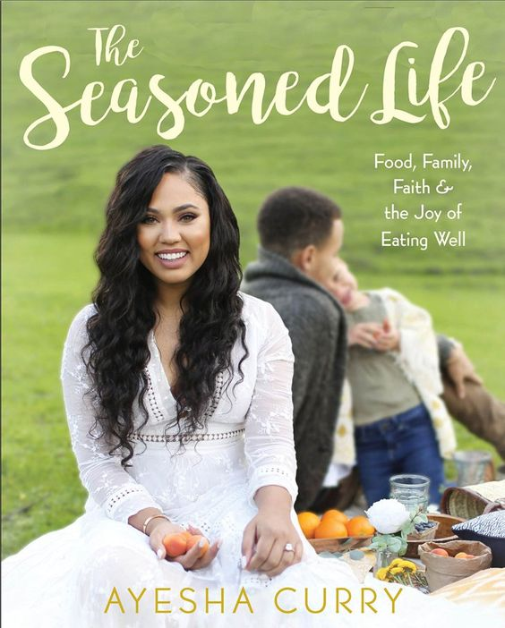 Pin for Later: Better Than a PSL: 12 Upcoming Fall Cookbooks The Seasoned Life by Ayesha Curry