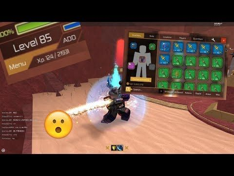 56) [SwordBurst 2] My trick to Lvl 85 REAL FAST - YouTube