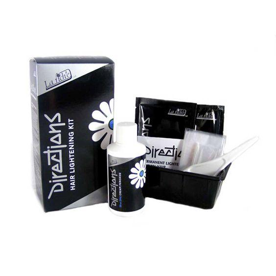 Haar bleekmiddel kit 40 Vol. Bleach kit