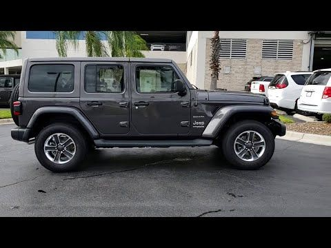 2019 Jeep Wrangler Unlimited Orlando Hunter S Creek Kissimmee Windermere Davenport Fl Jeep Wrangler Sahara Jeep Wrangler Unlimited Jeep Wrangler
