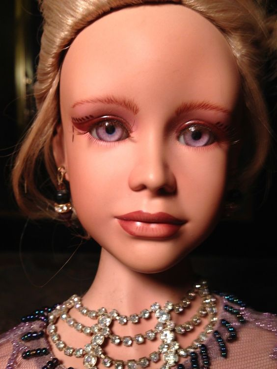 Le Limited Edition Artist Doll Lilly Flora 76 of 1200 Brigitte Von Messner | eBay Gave to Mom for her Birthday 2014