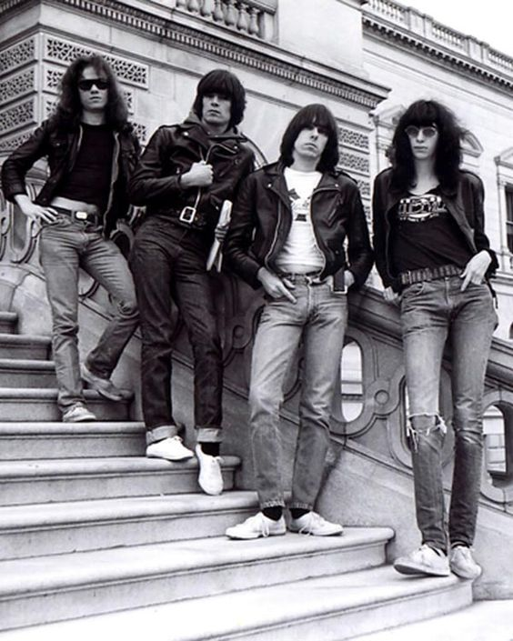 "The Ramones.  Let's face it, anyone looking like Joey could only succeed in punk rock.  And, not only did he succeed, he and the Ramones created some of the greatest music ever and influenced generations of artists.  Their seminal first album will never get old.  I put this in ""music"" instead of punk because the Ramones transcend labels.  Several members, including Joey, are slam-dancing with the angels now."