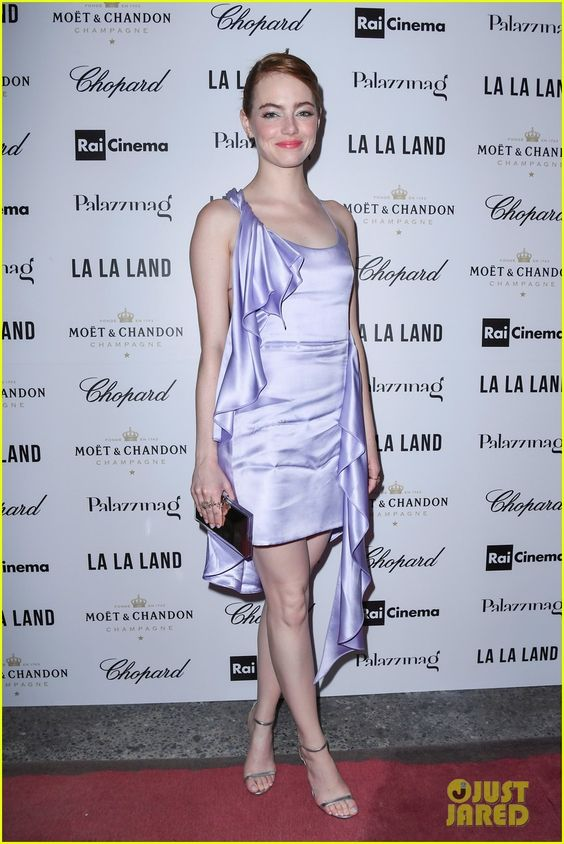 Emma Stone's 'La La Land' Got a Standing Ovation in Venice!   emma stone la la…