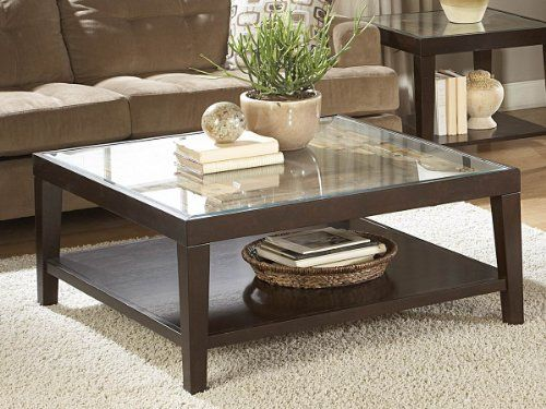 Cocktail Table Of Vincent Collection By Homelegance Coffee Table