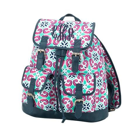 Mia Tie Campus Backpack