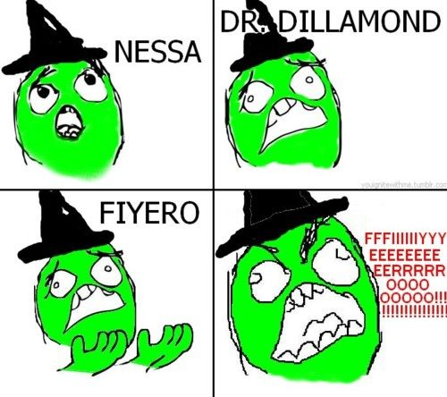 hahaha I love Wicked..and I love memes!! This is perfect!
