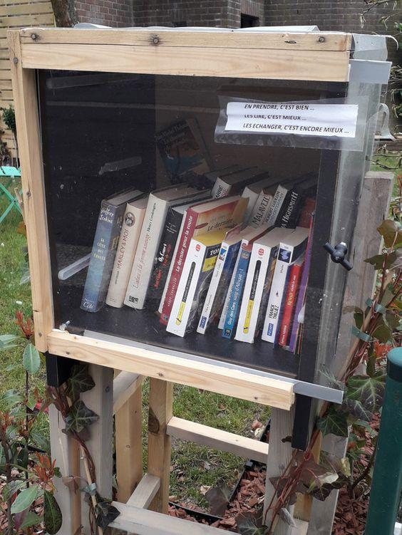 Boîte à livres Andrimont