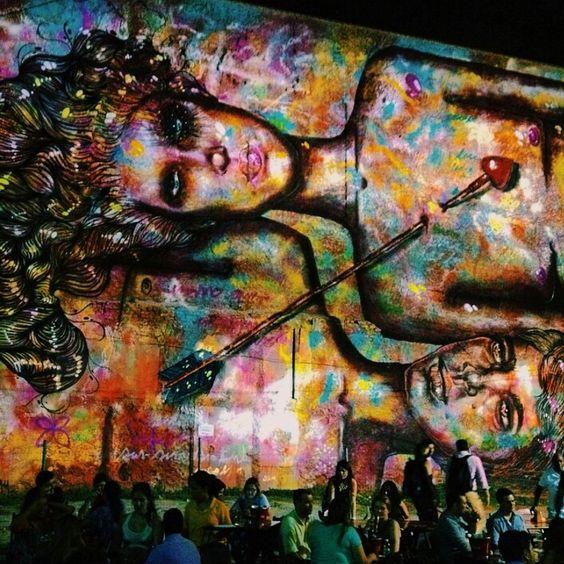Artes da Lapa, Espetto Carioca - Rio de Janeiro