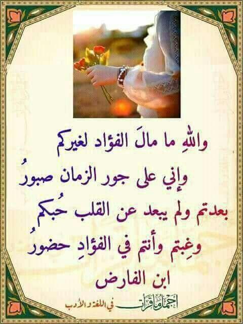 ابن الفارض شعر Sweet Words Words Morning Quotes