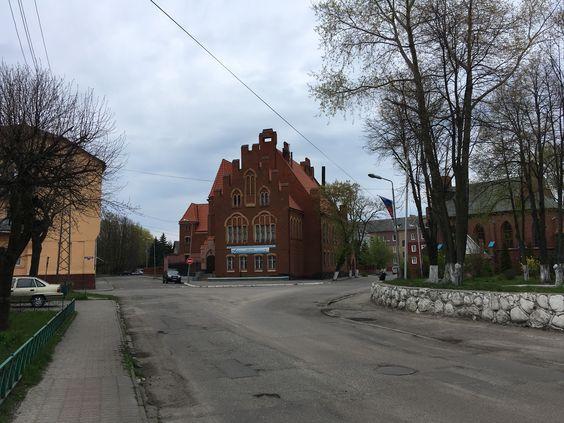 Здание музея Балтийского флота в Балтийске. Фото: Vladimir Shveda