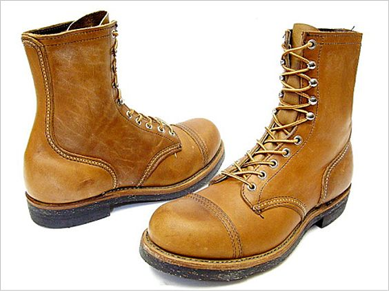 1960s RED WING SHOES # 915-2