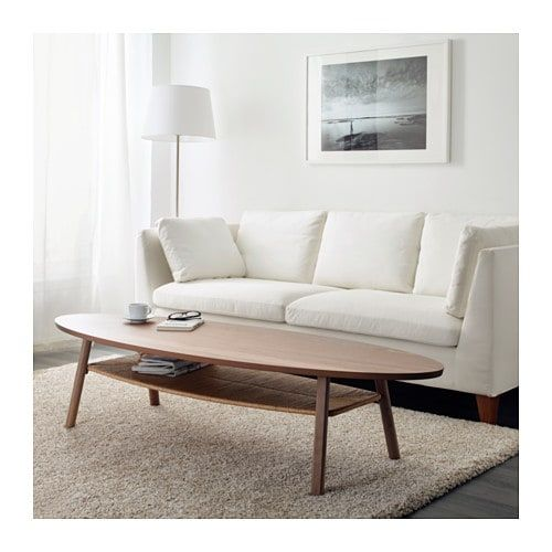 Stockholm Coffee Table Walnut Veneer 70 7 8x23 1 4 Ikea