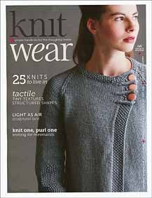 Knit Wear Magazine - Fall 2012 - Knitting Books by Various