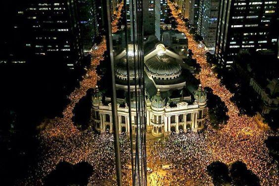 2013 protests in Brazil