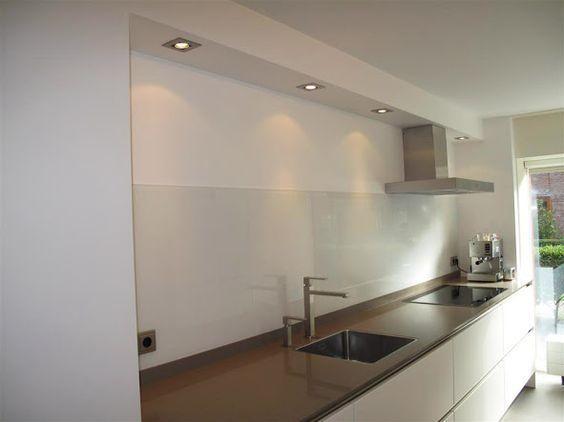 Verlichting Keuken Zonder Bovenkasten : Koof afzuigkap verlichting – Keuken Pinterest