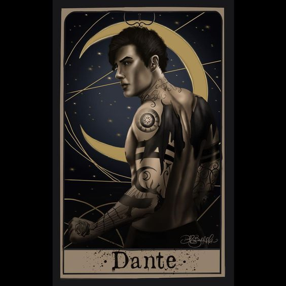 Dante by Dark and Beautiful