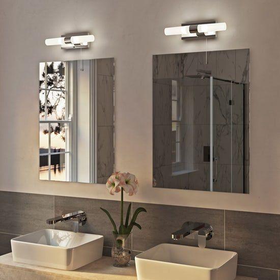 forum arinna over mirror bathroom light