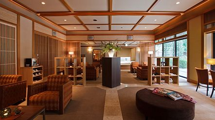 Guest rooms and halls | Yunohana Onsen, Kameoka, Kyoto | Japanese Auberge Suisen | Official HP Best Rate