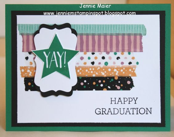 SUO-Confetti Celebration & Crazy About You by CraftyJennie - Cards and Paper Crafts at Splitcoaststampers