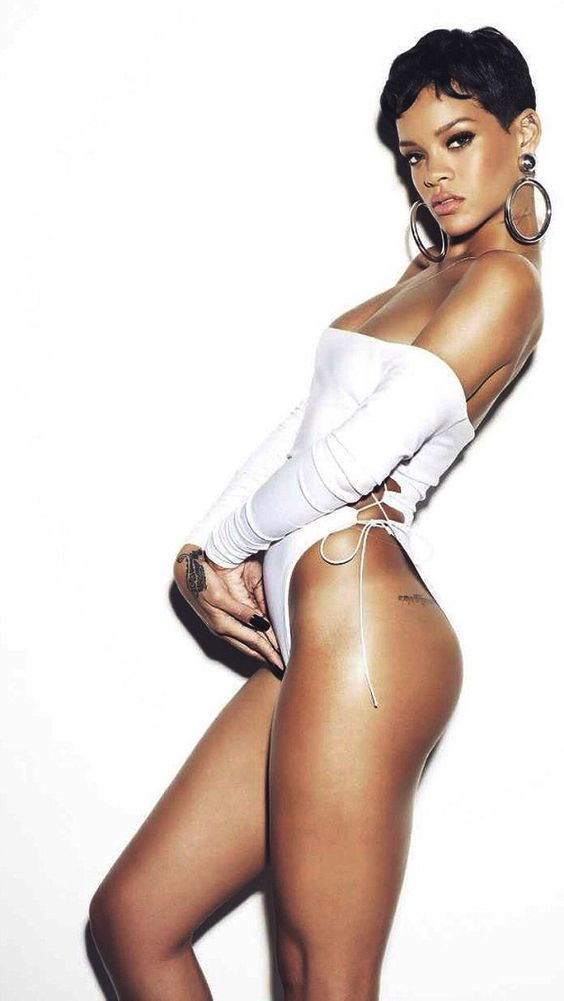 Girl Crushes For Life And Rihanna On Pinterest