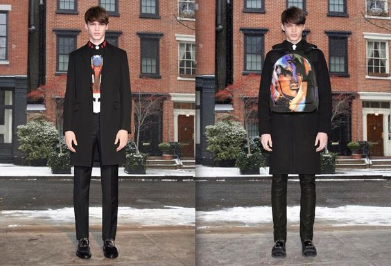 Givenchy Pre-Fall 2014 Menswear Collection