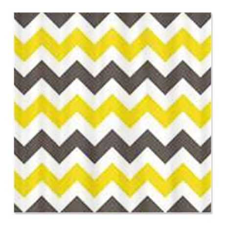 chevron pattern gray Shower Curtain | Gifts, Gray and Chevron