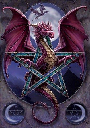 Purple Dragon's Magick