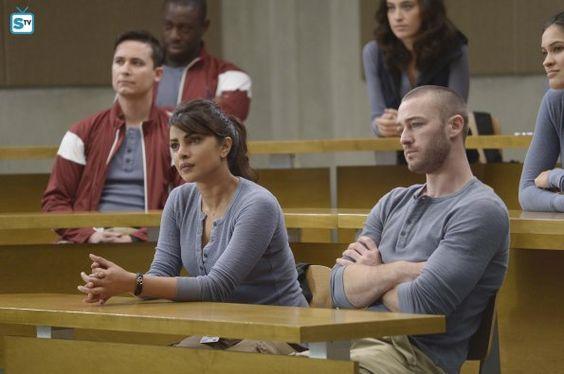 "#Quantico 1x09 ""Guilty"" - Alex and Ryan"