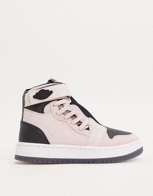 Nike Air Jordan 1 Nova trainers in pink