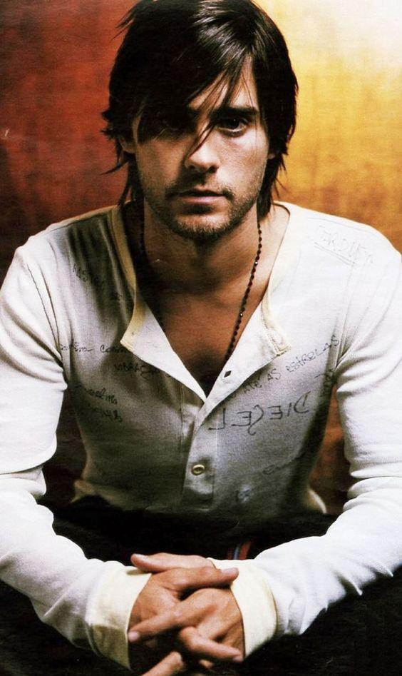Jared Leto beautiful man!