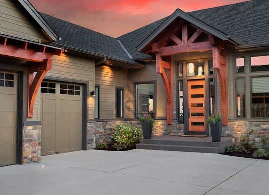 9 Popular Driveway Options To Welcome You Home Exterior Design