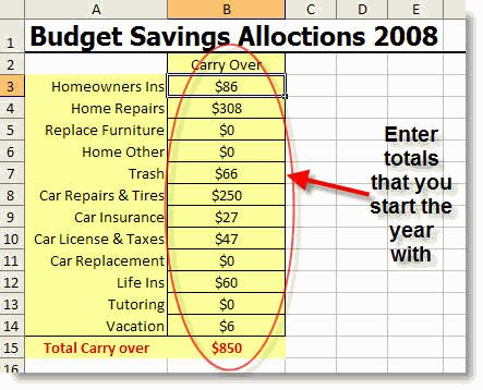 Monthly budget Excel Spreadsheet Organization! Pinterest Dave - household budget excel spreadsheet