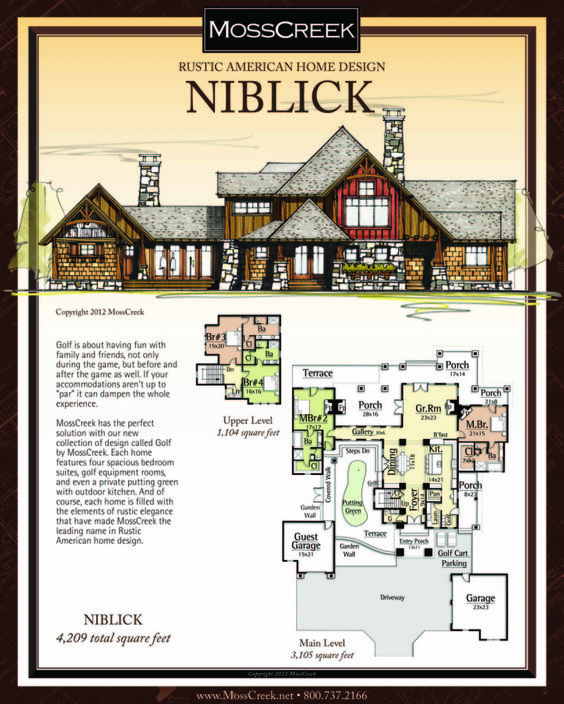 Prime Mosscreek Net Rustic American Home Design Log Cabin Log Largest Home Design Picture Inspirations Pitcheantrous