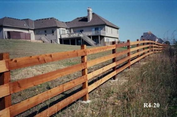 Split rail fence prices and fences are