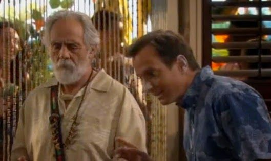 Tommy Chong The Millers
