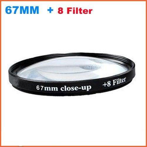 L Close : Filtru Green L Close up +8 67mm