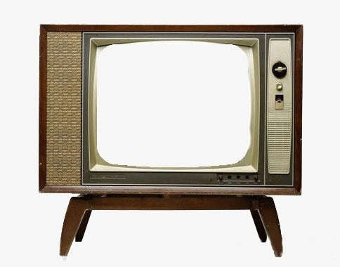 Small Tv Tv Clipart Old Tv Reminiscence Png And Vector With Transparent Background For Free Download Clip Art Old Tv Transparent Background