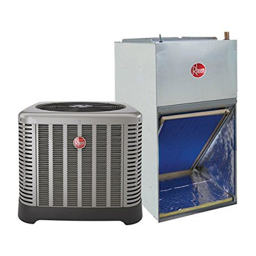 2 5 Ton 14 Seer Rheem Ruud Air Conditioning System Ra1430aj1na