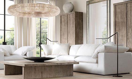 Restoration Hardware is the world's leading luxury home furnishings purveyor…