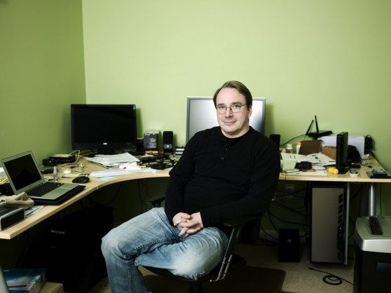 Praising selfishness, Linux creator Linus Torvalds nabs $1.3M technology prize
