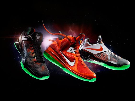 all kobes shoes