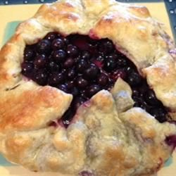 Blueberry Pie Allrecipes.com