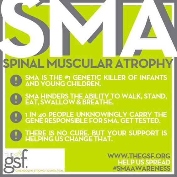 spinal muscular atrophy awareness - Google Search