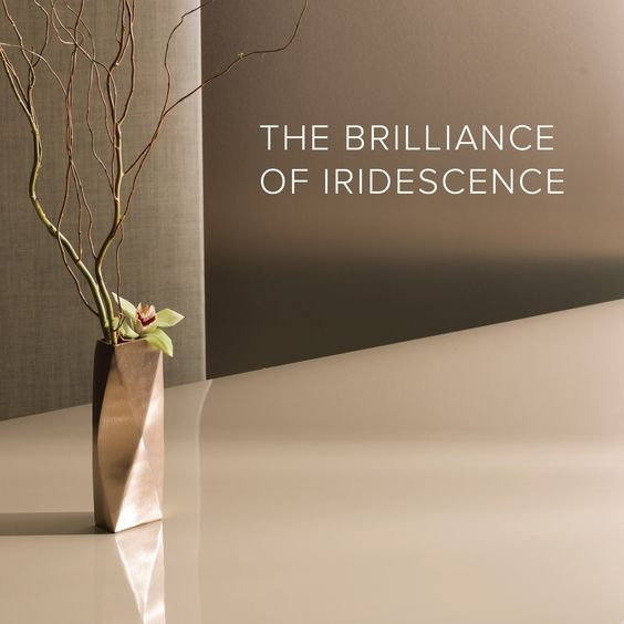 In addition to new, we're introducing 10 new colors to our Pearlesence line. These rich shades are on-trend for Fall and coordinate seamlessly to suit any project.  #laminart #laminate #pearlescence #woodveneer #veneer #interiordesign #commercialdesign #commercial